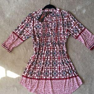Reborn dress tunic top.